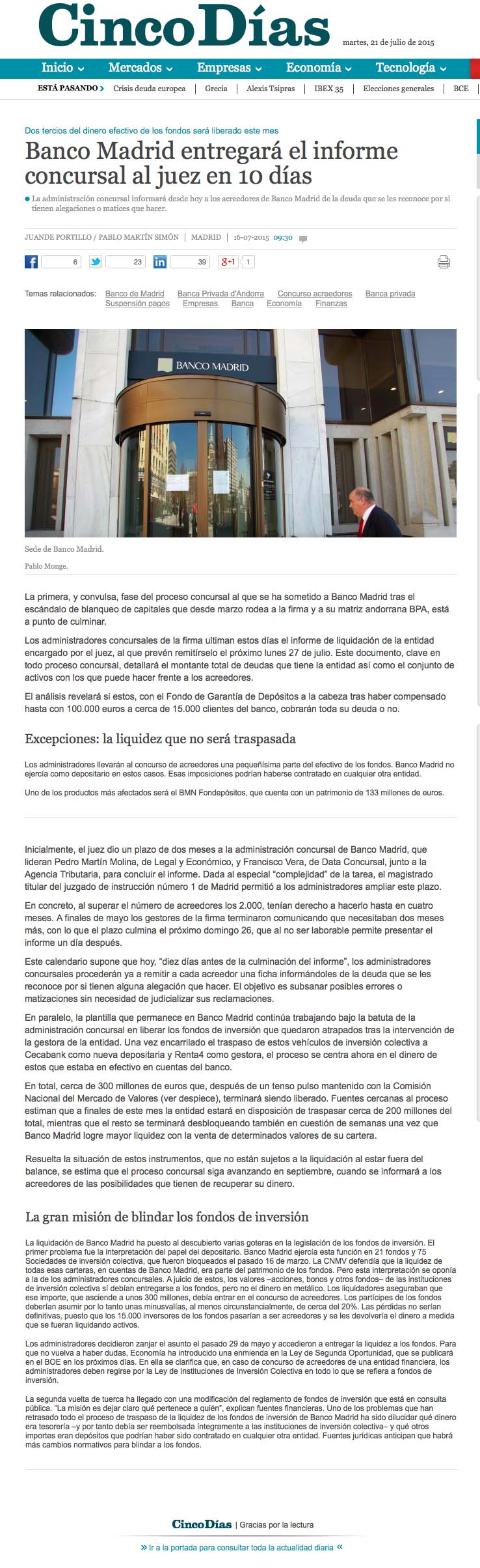 CINCO-DIAS-BANCO-MADRID